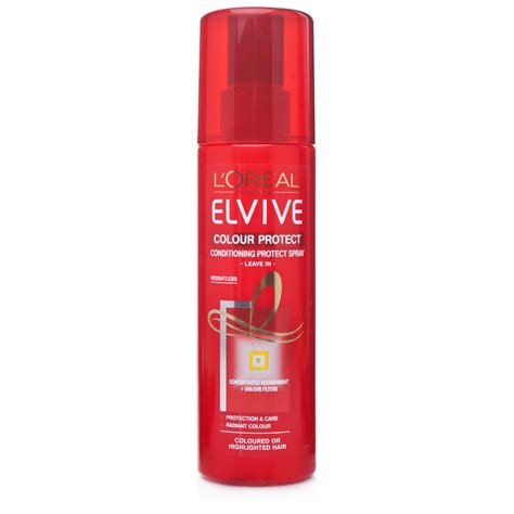 Loreal Elvive l oreal elvive colour protect spray leave in ebay