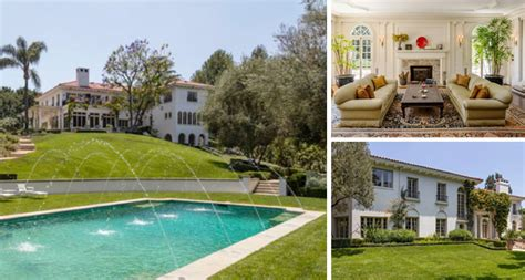 see inside angelina jolie buys cecil b demille s los celeb digs angelina jolie pays 25 million for historic