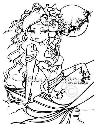 mermaids are salty b ches a coloring book for juvenile adults books 10 images about mermaid coloring sheets on