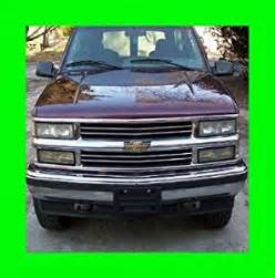 1991 2000 chevrolet silverado chrome grill