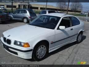 1997 Bmw 318ti 1997 Bmw 3 Series 318ti Coupe In Alpine White Photo No
