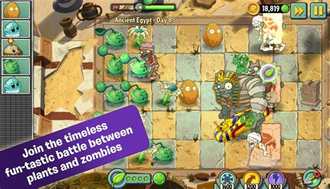 plants vs zombies 2 apk v4 5 2 mod mobile apps - Plants Vs Zombies Adventures Apk