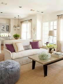 Living Room Decor Ideas 2013 Neutral Living Room Decorating Ideas From Bhg Modern Furniture Deocor