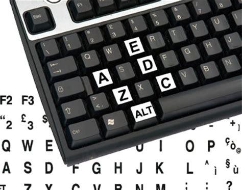 lettere tastiera pc lettere adesive per tastiera computer dmail