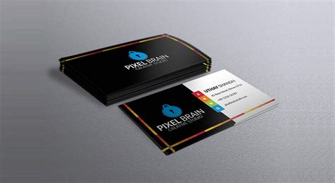 Free Creative Business Card Psd Templates by 300 Best Free Business Card Psd And Vector Templates