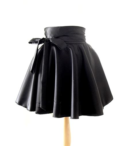 7 Reasons To High Waisted Skirts by Look Skater Skirt High Waisted Skirt Satin