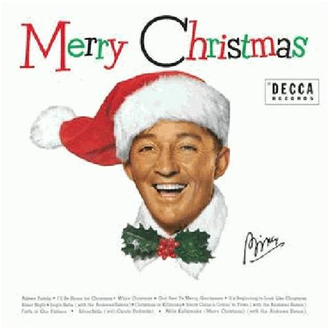 review bing crosby merry christmas sputnikmusic