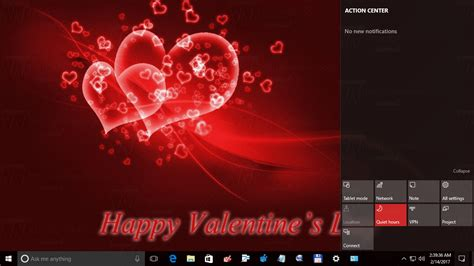 valentines day window valentine s day theme for windows 10 windows 8 and windows 7