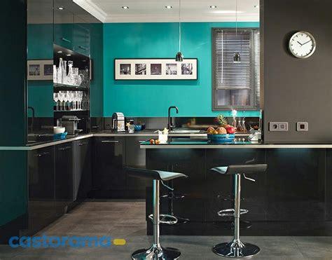Meuble Cuisine Noir Laqué 2959 by Ophrey Cuisine Moderne Noir Laque Pr 233 L 232 Vement D