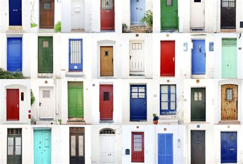 door colors your front door color reveals more about you than you d