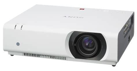 Projector Sony Vpl Cx235 sony vpl cx235 xga projector discontinued