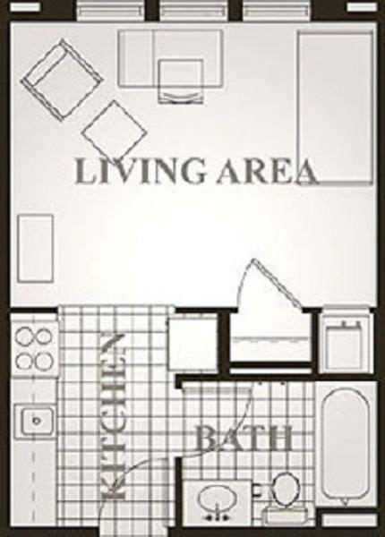 efficient floor plans efficiency apartments floor plans sul ross state