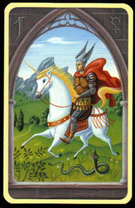 cartas adivinatorias de los significado de las cartas lenormand el jinete