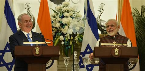 Mba In Cyber Security In India by India Israel Sign 9 Mous For Cooperation In Cyber