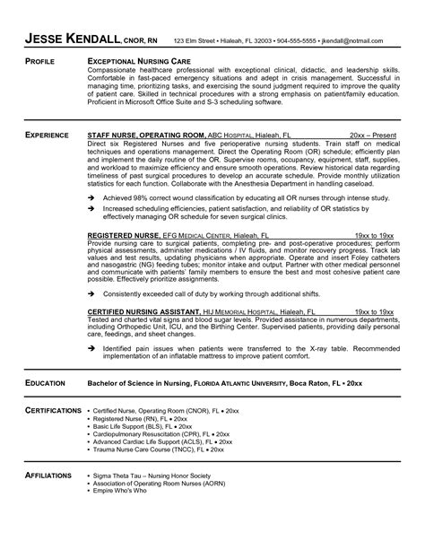 nursing resume exles with clinical experience sle nursing student resume clinical experience resume ideas