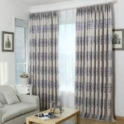 Grey Living Room Curtains New Arrival Grey Ready Made Printed Window Blackout Curtains For Living Room The Bedroom
