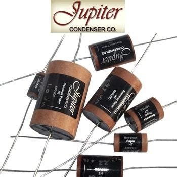 jupiter capacitors ht beeswax paper capacitors cryo hifi collective