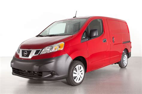 Nissan Nv200 Price by 2014 Nissan Nv200 Price Increases By 250 Motor Trend