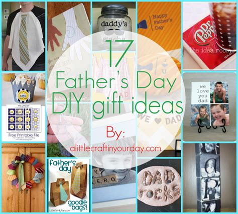 Handmade Fathers Day Gift Ideas - 17 fathers day diy gifts a craft in your day