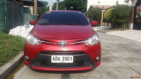 toyota philippines vios toyota vios 2015 car for sale metro manila philippines