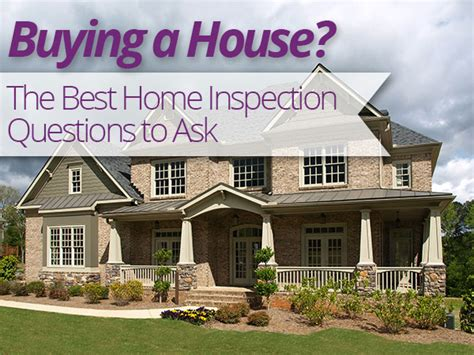 4 important home inspection questions to ask homes