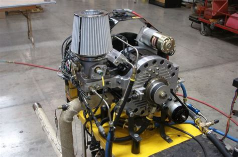 engine bench test gotek energy granted patent on its dynakinetic tm rotary
