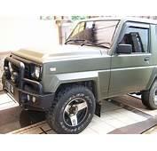 Jual Mobil Daihatsu Taft 1994 28 Di Jawa Barat Manual SUV
