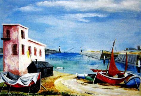 fishing boat auction melbourne paintings elaine alys haxton page 4 australian art