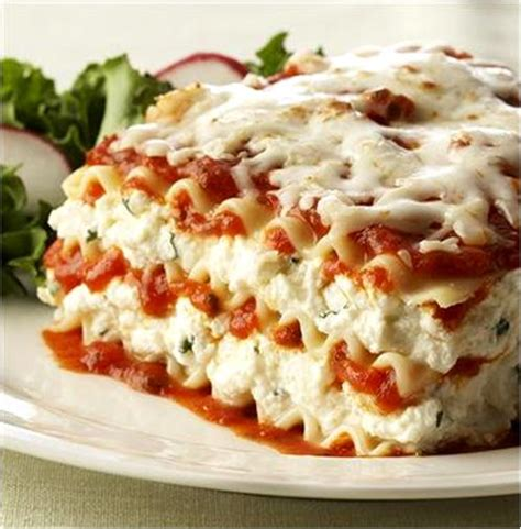 lasagna with cottage cheese steps to make cheese lasagna recipe