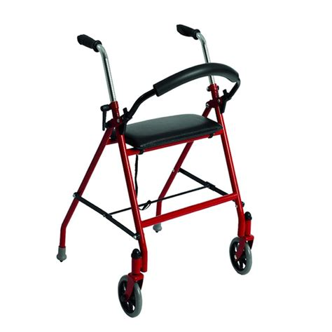 bariatric 2 wheeled walker with seat drive two wheeled walker with seat folding walkers
