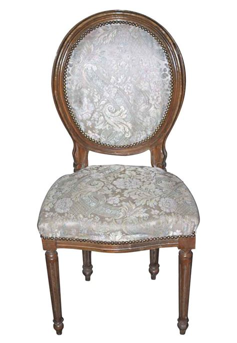 upholstered dining chairs olde things