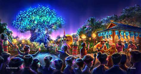 themes of kingdom come first look avatar to come to life at disney s animal