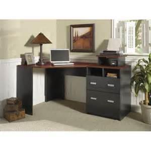 Corner Computer Desk With Printer Shelf Fuziz