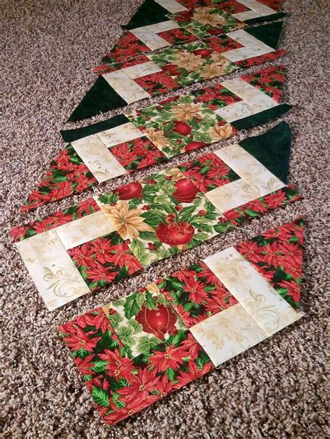 pattern christmas table runner christmas table runner patterns fishwolfeboro