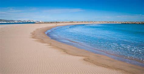 imagenes mamonas en la playa playa de l estany cullera turismo