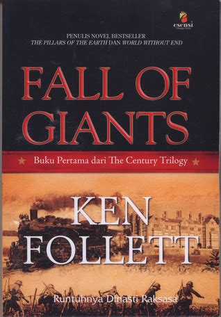 fall of giants century 0606266453 fall of giants the century trilogy 1 by ken follett reviews discussion bookclubs lists