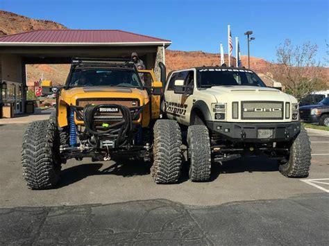 diesel brothers brodozer diesel brothers brodozer blue oval trucks
