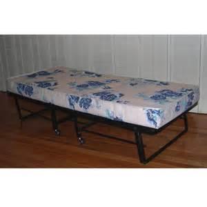 mattress only rollaway bed replacement mattresses foam rollaway