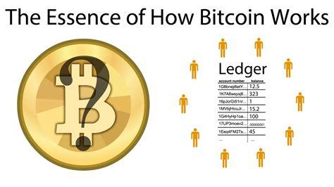 bitcoin how it works how do bitcoin transactions work bitcoin hub