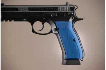 Ck Handle Free Syal Blue hogue cz 75 cz 85 handgun grip checkered aluminum matte blue anodized 75173 hogue handgun
