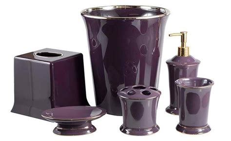 purple bathroom accessories 15 elegant purple bathroom accessories home design lover