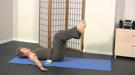 abdominal exercises for osteoporosis athletic leg drop