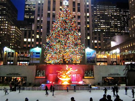 new york christmas wallpaper wallpapersafari