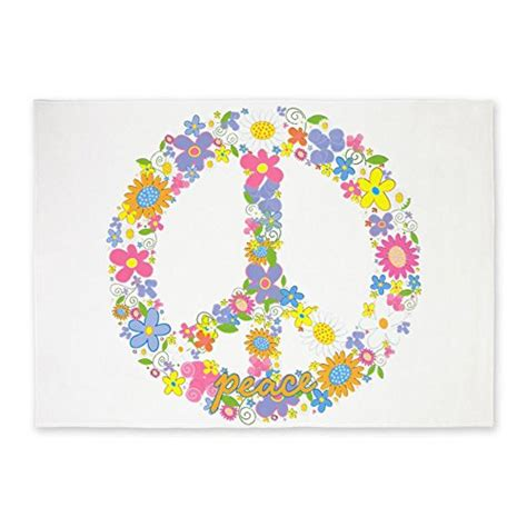 Peace Sign Area Rug Funk N Peace Sign Area Rug Funkthishouse Funk This House