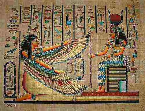 Imagenes Egipcias Para Cuadros | papiros egipcios 30x40 cuadros originales el cairo bs