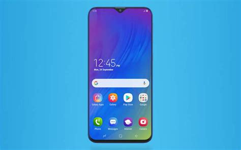 Samsung M10 by Samsung Galaxy M10 Price In India Samsung Galaxy M10
