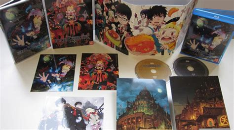 telecharger le film blue exorcist concours 5 bluray du film animation blue exorcist le