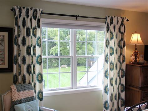 lining curtains with sheets diy lined drapes with a cheap flat sheet for lining