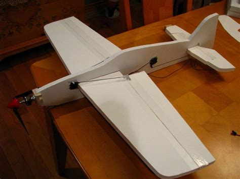 How To Make A Model Airplane Out Of Paper - this is scratch built rc airboat plans goch