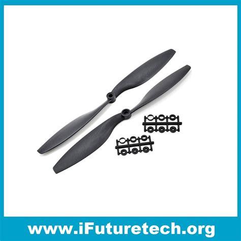 Gemfan 12x45 Carbon Filled Propeller 1 Pair 1045 10x4 5 quot props propeller cw ccw pair ifuture technology